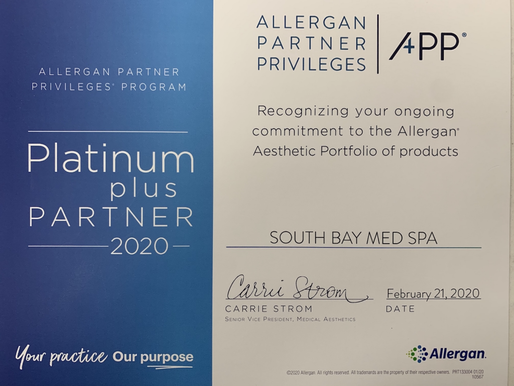 allergan-platinum-plus-south-bay-med-spa