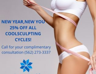 New Year med spa special promo deals whittier med spa