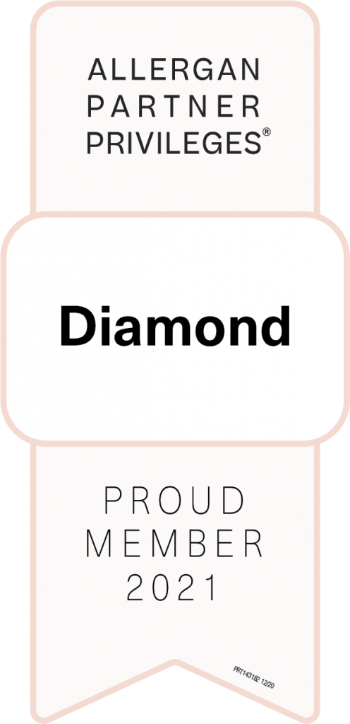 best-whittier-cerritos-buena-park-south-bay-med-spa-allergan partner diamond