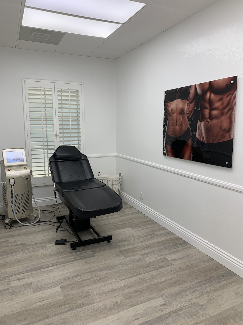 coolsculpting in whittier best coolsculpting - treatment room 2